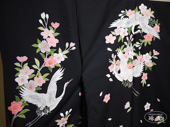 鶴舞桜 - 色打掛